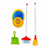 1103 - My Cleaning Set Colorido - Solapa